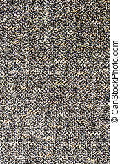 Gray carpet texture - Gray carpet with simple pattern...