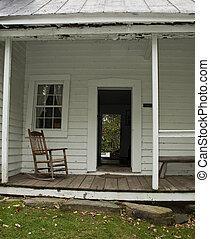 Farm House Front Porch