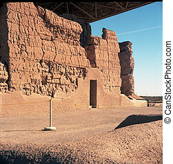 Casa Grande National Monument - Casa Grande Ruins National...