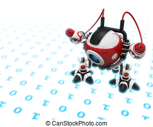 Web Crawler, Indexer Web Spider, Internet Bot, or Scutter,...