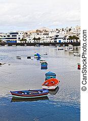 Charco de San Gines, Arrecife, Lanzarote