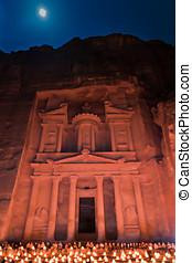 Ancient Petra city
