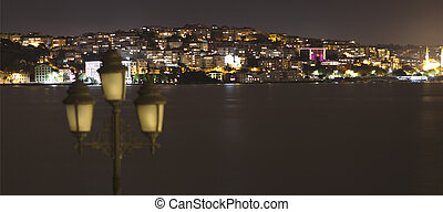 Istanbul in the night - Istanbul (Byzantium and...