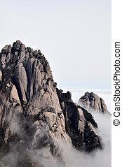 Landscape of rocky mountains - Landscape of rocky mountain...