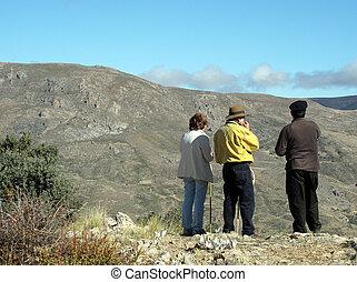 people in Sierra Nevada