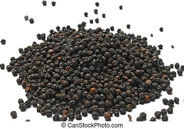 Black Pepper - Heap of Black Pepper,Thai Indian Spice,...