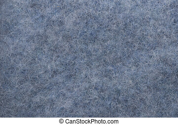 Blue Wool Background - An image of blue wool with taints of...