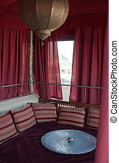 Traditional Riad Tent In Marrakesh - Traditional Riad Tent...