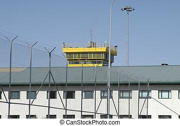 Albolote penitentiary in Spain - Albolote penitentiary in...