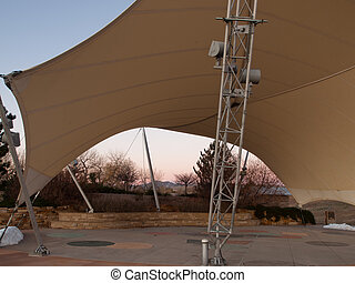 Amphitheater - Bonfils-Stanton amphitheater at the Lakewood...