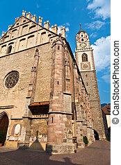 famous church of st. Nicholas