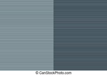 Seamless metallic patterns - Light and dark seamless vector...