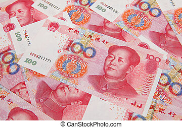 china one hundred dollar banknote