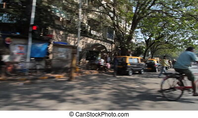 streets in India