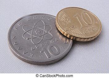 pesos, dos