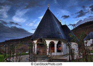 Saint Nicholas Church - SASE, Saint Nicholas Church,Bosnia...