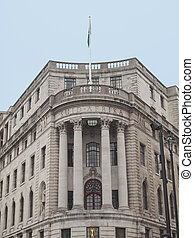 South Africa House, London - South Africa House, Trafalgar...