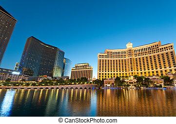 Las Vegas - 11 Sep 2010 - Bellagio Hotel Casino during...