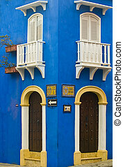 "Cartagena de Indias - The architecture of ""Cartagena de..."