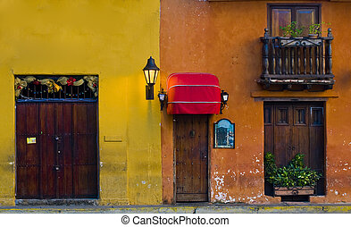 Cartagena de Indias - The architecture of Cartagena de...