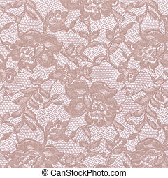 Ornamental soft color floral vintage background low contrast...