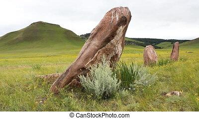 Stones 22 - Standing stones.
