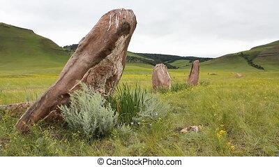 Stones 25 - prehistoric stone circle