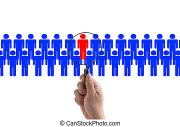 recruitment - Choosing the Right Person employee for...