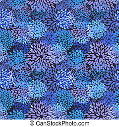 vector seamless floral background - eps 10, vector seamless...