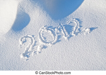 Year 2012 in Snow