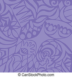 Lilac deco background - Lilac deco background. May be used...