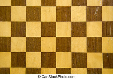 Background of chess or checkers board fragment.