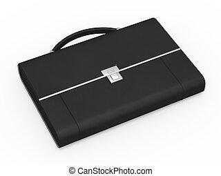 business bag briefcase black