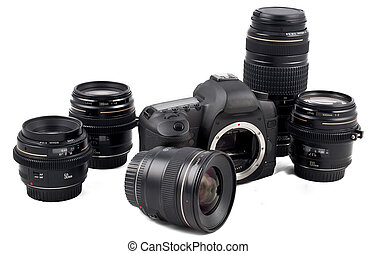 Photographic equipment - some photographic equipment...