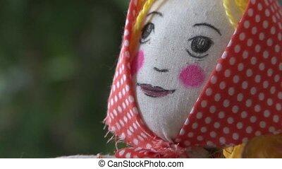 Shrovetide Doll