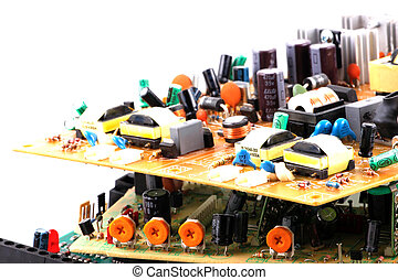 Hardware, Bild, edv, Komponenten,  &