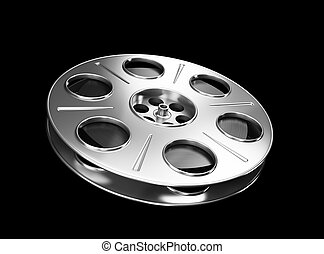 Film Reel - Great for cinema concept