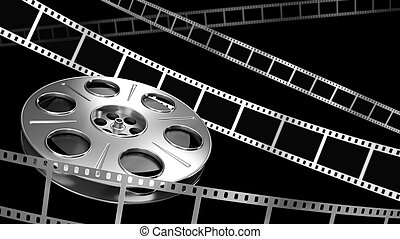 Cinema Background - Abstract Background Great for cinema...