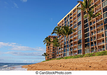 Oceanfront Resort - Beautiful Tropical Beach Resort...