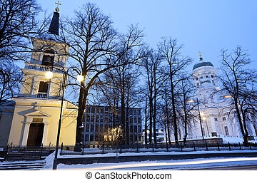 Pyhan Kolminaisuuden Kirkko - Holy Trinity Church and the...