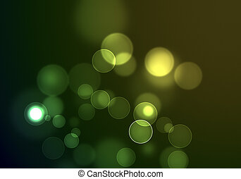 natural bokeh background