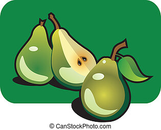 Icon of pear