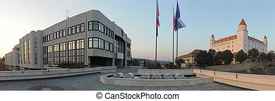 National Council and Bratislava cas
