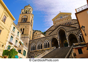 Amalfi cathedral 01