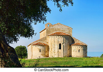 Gargano church Monte Elio