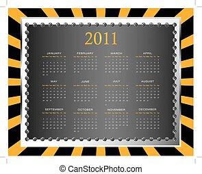special Calendar Design - 2011