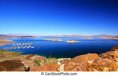 Lake Mead Arizona USA