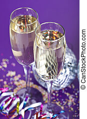 Happy New Year collection - Champagne,New Year's,...