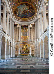 Versaille Palace Hall Paris - Great Hall Ballroom in...