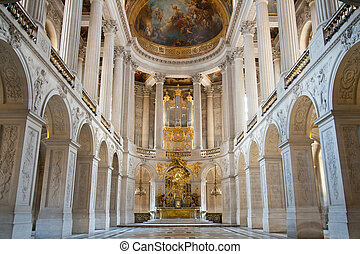 Ballroom Versaille Paris - Great Hall Ballroom in Versaille...